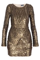 Gryphon Sequin Party Dress