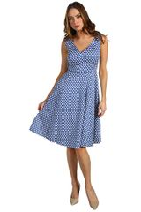 Kate Spade Kelley Dress in Polka Dot - Lyst