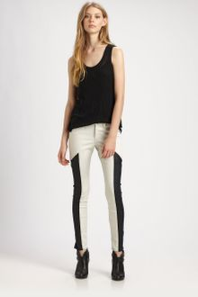 Rag & Bone Motocross Leggings - Lyst