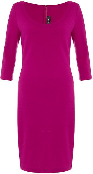 St. John Milano Dress - Lyst