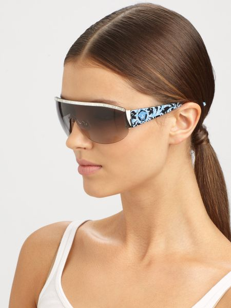 Versace Metal Sunglasses Versace Metal Oversized