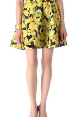 Alice + Olivia Brooke Poof Skirt - Lyst