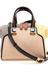 Fendi Mini Chameleon Duffle Bag - Lyst