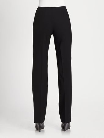 La Via 18 Straight Leg Pants - Lyst