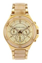 Michael by Michael Kors Horn Watch - Lyst