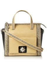 Sonia Rykiel Abel Zipped Shoulder Bag - Lyst