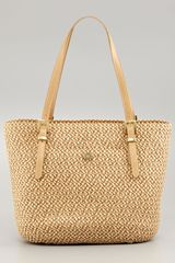 Eric Javits Jav Squishee Tote Bag Natural - Lyst