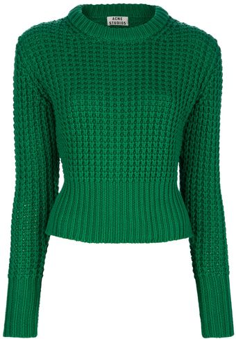 Acne Lia Sweater - Lyst