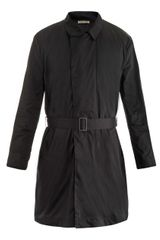 Bottega Veneta Lightweight Trench Coat - Lyst