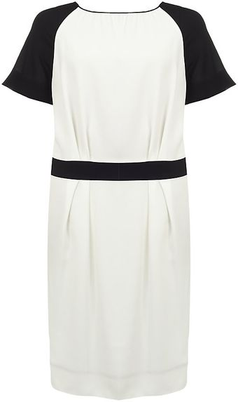 Chloé Bicolour Dress - Lyst