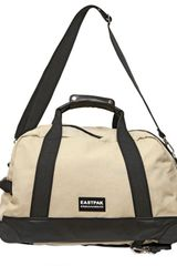 Eastpak By Kris Van Assche Cotton Canvas Bowling Bag - Lyst