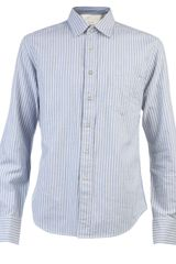 Rag & Bone Yokohama Shirt in Blue for Men - Lyst