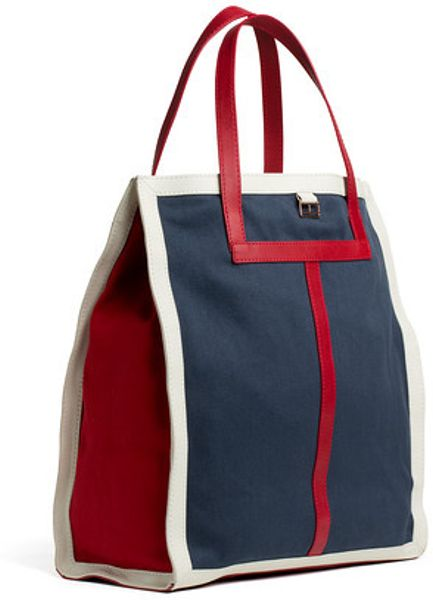 Tommy Hilfiger Tote Bag In Blue For Men Corporate Lyst