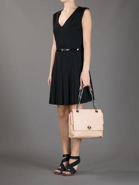 Lanvin Chain Shoulder Bag 113