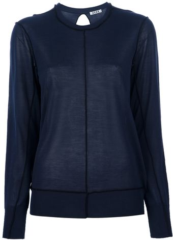 Acne Nell Sweater - Lyst
