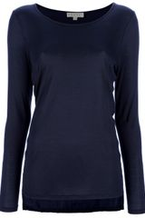 Michael Kors Long Sleeve T-Shirt - Lyst