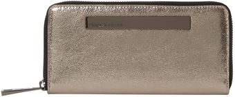 Pied A Terre Zip Around Purse - Lyst