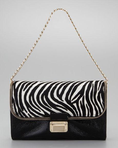 Zebra Print Shoulder Bags 50