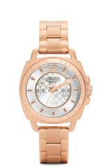 Coach Boyfriend Mini Bracelet Watch - Lyst