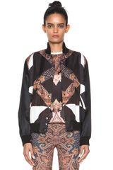 Givenchy Bomber Jacket in Multi
