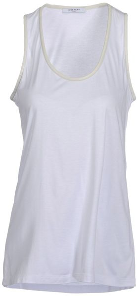 Givenchy Sleeveless Top - Lyst
