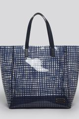 Marc By Marc Jacobs Tote Checkmate - Lyst