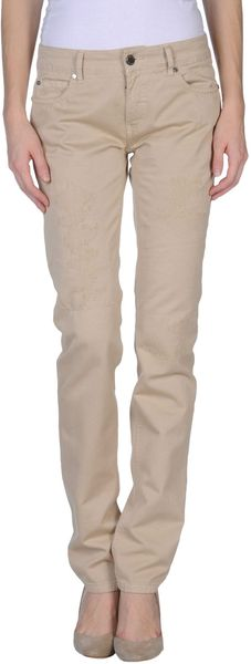 Twin-set Simona Barbieri Casual Trouser - Lyst
