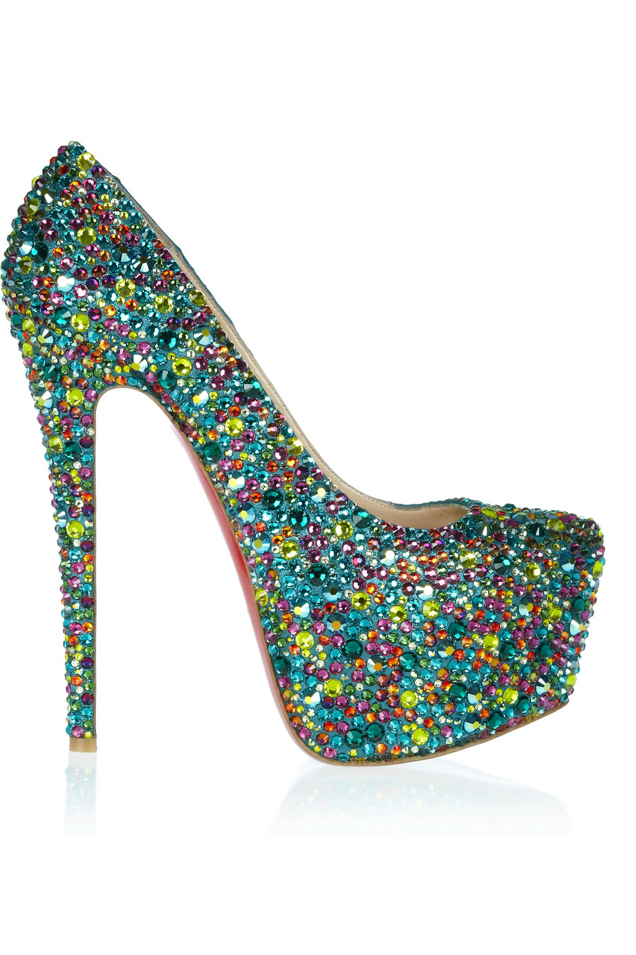 christian louboutin Daffodile 160 pumps | The Little Arts Academy