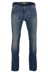 C'n'c' Costume National Straight Leg Jeans - Lyst