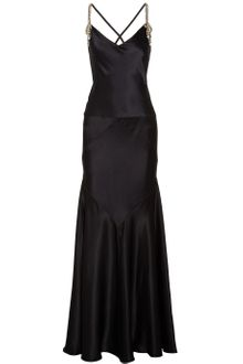 Temperley London Scarlett Embellished Silk-satin Gown - Lyst
