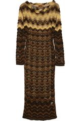 Missoni Maxi Dress - Lyst