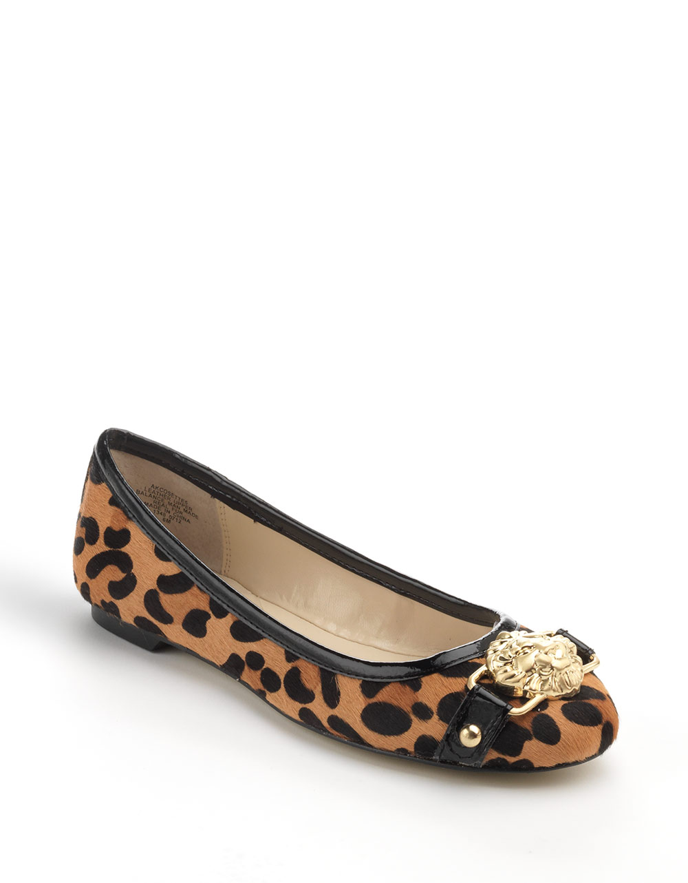 Anne Klein Cosette Casual Flats in Animal (animal pony)