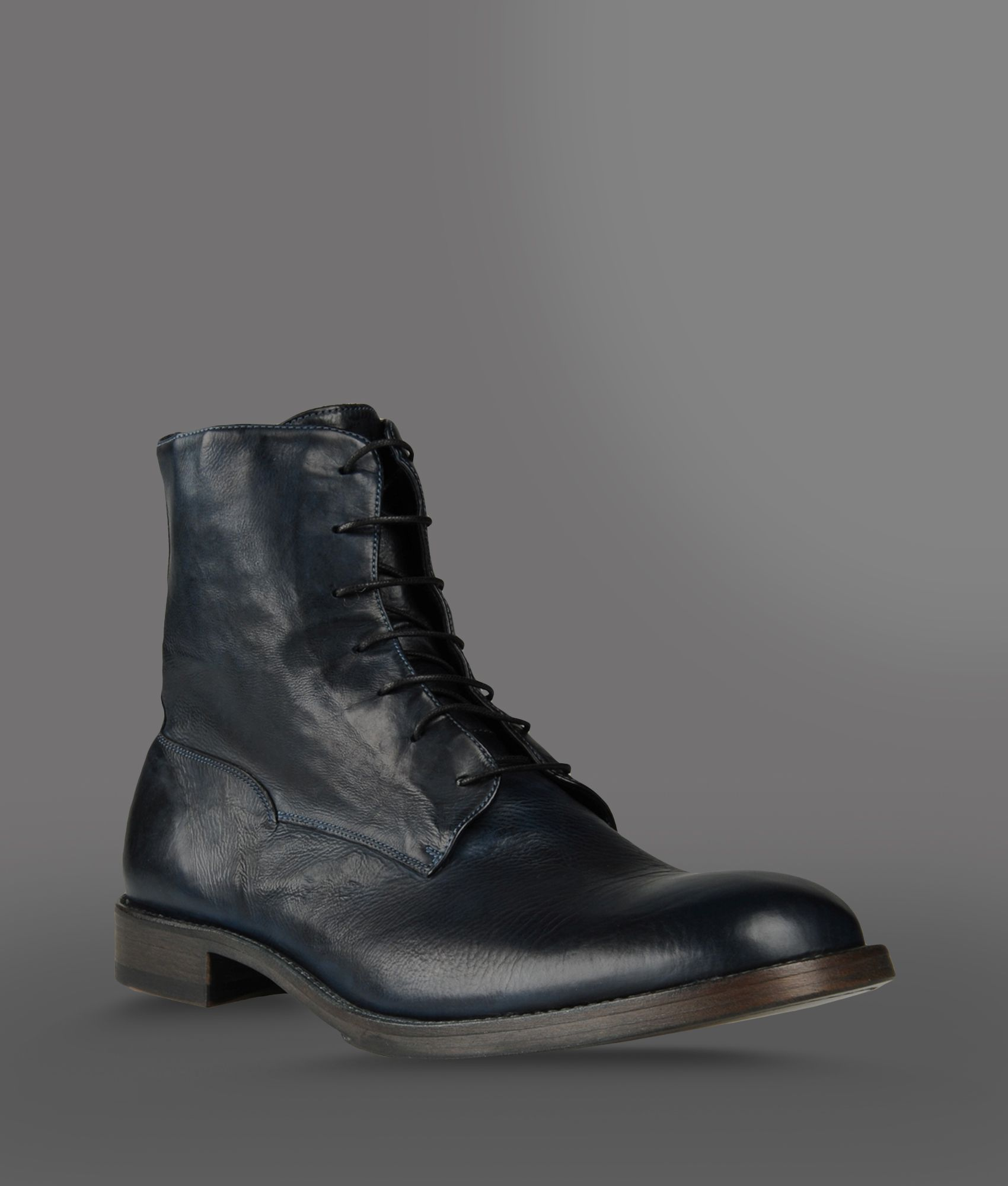 Fast Delivery Online FOOTWEAR - Ankle boots Giorgio Armani Cheap Online Free Shipping Exclusive Free Shipping Many Kinds Of 2qkz23G