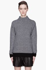 T By Alexander Wang Knit Turtleneck Sweater - Lyst