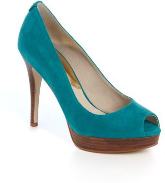 Michael by Michael Kors York Platform Pumps - Lyst