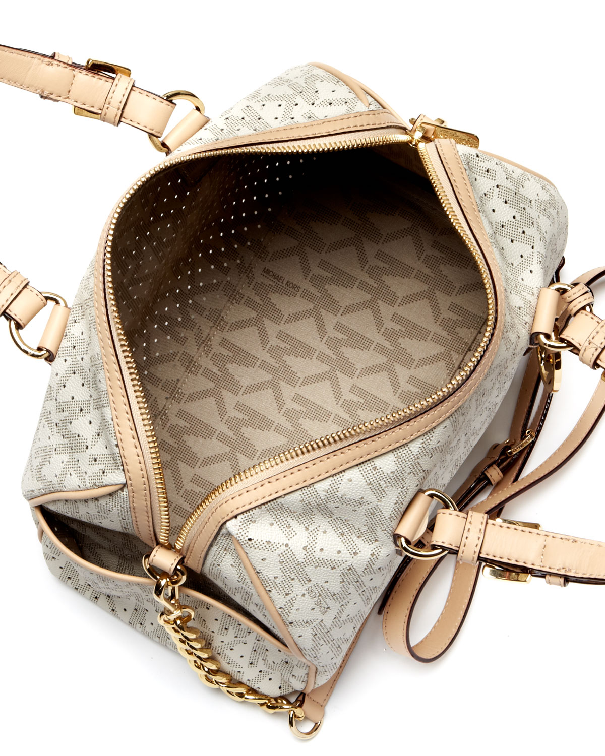 001fbfdd8806 ... sweden gallery. previously sold at neiman marcus womens michael kors  grayson f9a54 8a0db official store lyst ...