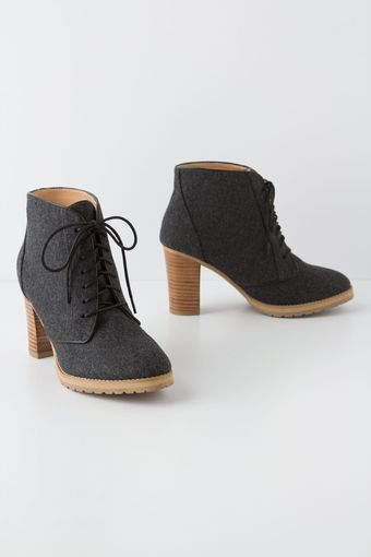 Anthropologie Shire Booties - Lyst