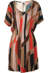 M Missoni Stretchjersey Dress - Lyst