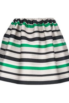 MSGM Flared Skirt - Lyst
