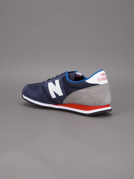 New Balance U420 Black Womens New Balance U420 Trainer