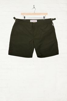 Orlebar Brown Dark Green Bulldog Swim Shorts - Lyst