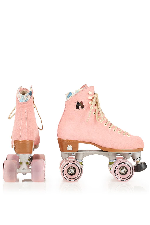 Pink roller skates - photo#45
