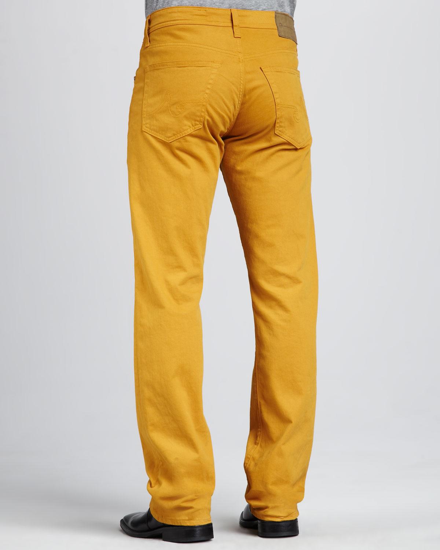 Similiar Yellow Jeans For Men Keywords