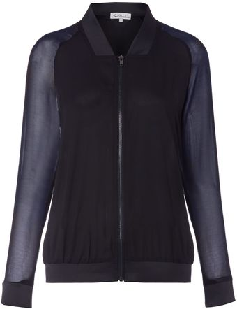 True Decadence Slinky Bomber Jacket - Lyst