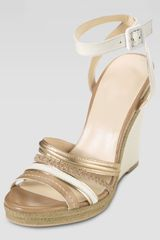 Cole Haan Wedge Sandal - Lyst