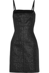 D&G Brocade Dress - Lyst