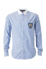 Tommy Hilfiger Boston Stripe Shirt - Lyst