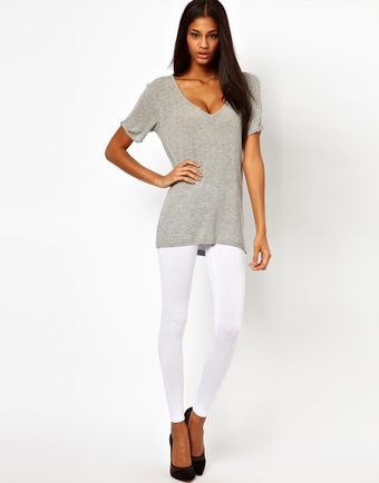 ASOS Collection Asos Full Length Legging - Lyst