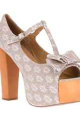 Jeffrey Campbell Luanne Sandals - Lyst