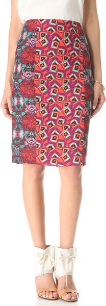 Antik Batik Aron Pencil Skirt - Lyst